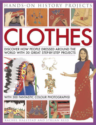 Hands On History Projects: Clothes (Paperback)