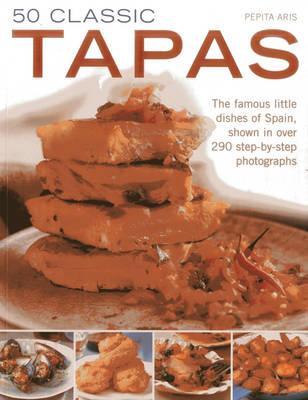 50 Classic Tapas (Paperback)