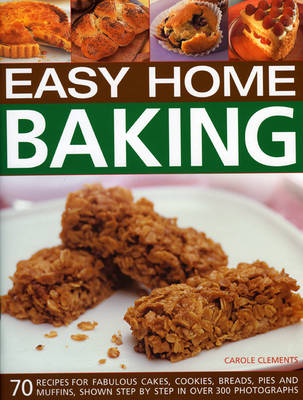 Easy Home Baking (Paperback)