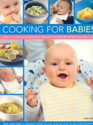 Cooking for Babies********* (Paperback)