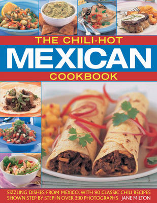 Chili-Hot Mexican Cookbook (Paperback)
