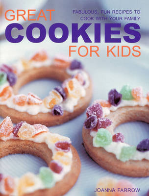 Great Cookies for Kids (Paperback)
