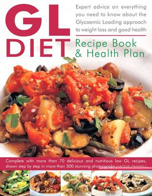 GL Diet Recipe Book and Health Plan (Paperback)
