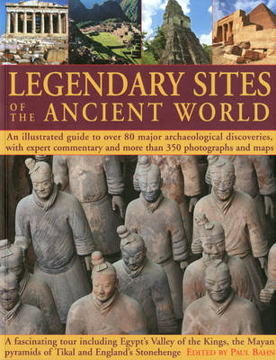 Legendary Sites of the Ancient World (Paperback)