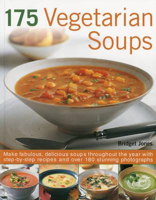 175 Vegetarian Soup Sensations (Paperback)