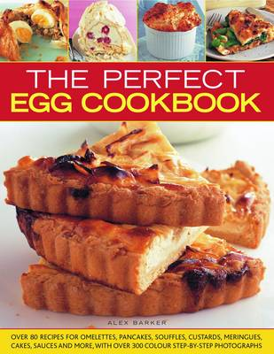 Perfect Egg Cookbook (Paperback)