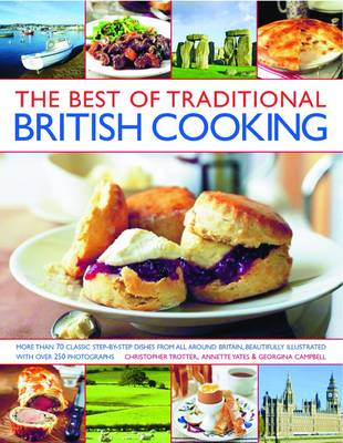 The Best of Traditional British Cooking (Paperback)