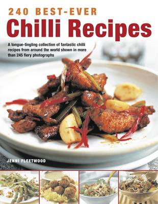 240 BestEver Chilli Recipes (Paperback)