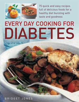 Every Day Cooking for Diabetes (Paperback)