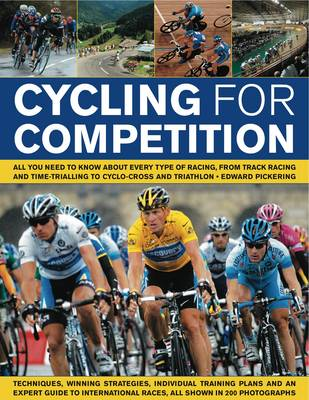 Cycling for Competition (Paperback)