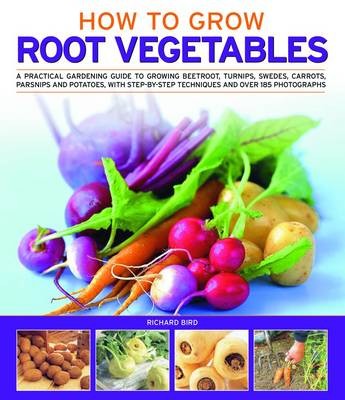 How to Grow Root Vegetables (Paperback)