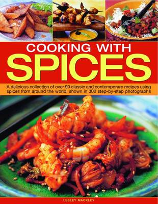 Cooking With Spices (Paperback)