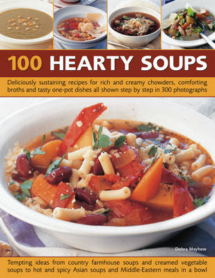 100 Hearty Soups (Paperback)