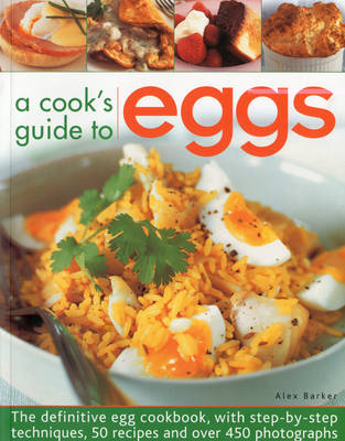 Cook's Guide to Eggs (Paperback)