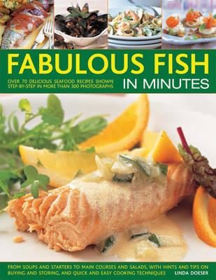 Fabulous Fish in Minutes (Paperback)