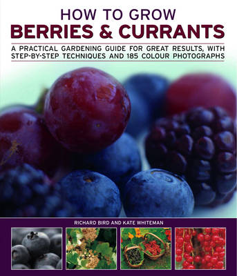 How to Grow Berries and Currants: A Practical Gardening Guide for Great Results, with Step-by-step Techniques and 185 Colour Photographs (Paperback)