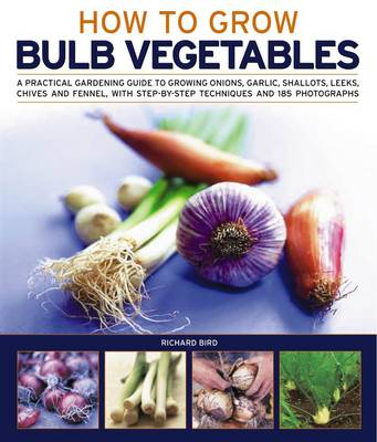 Growing Bulb Vegetables (Paperback)