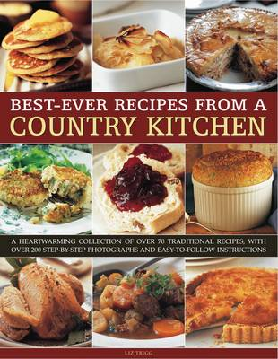 Best Ever Recipes from a Country Kitchen (Paperback)