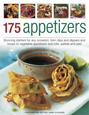 175 Appetizers (Paperback)