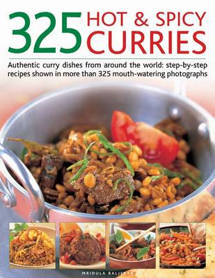 325 Hot and Spicy Curries (Paperback)