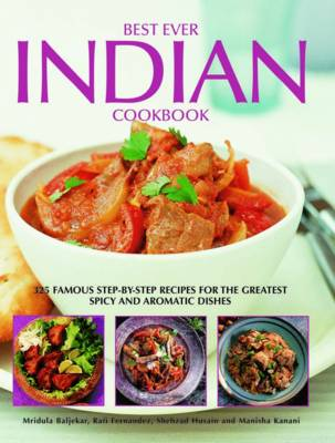 Best Ever Indian Cookbook (Hardback)