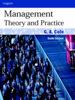 management theory practise The second edition of this highly successful course reader provides a comprehensive, contemporary and critical review of the key issues in strategic human resource management the book draws upon the work of some of the most influential and insightful writers on the subject of the strategic.