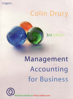 Management Accounting for Business Decisions (Paperback)