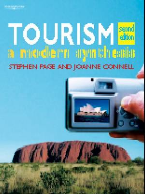 Tourism: A Modern Synthesis (Paperback)