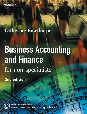 Business Accounting and Finance: For Non Specialists (Paperback)