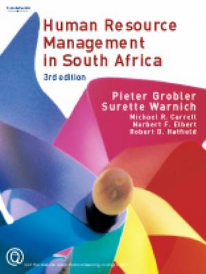 Human Resource Management in South Africa (Paperback)