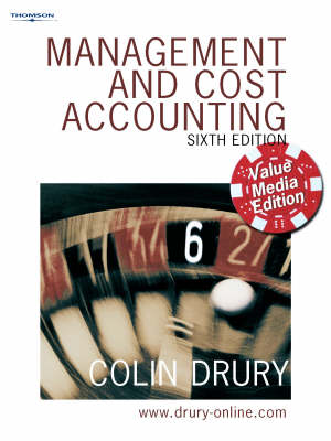 Management and Cost Accounting: Value Media Edition (Paperback)