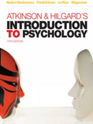 Atkinson and Hilgard's Introduction to Psychology (Paperback)