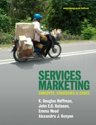 Services Marketing: Concepts, Strategies and Cases (Paperback)