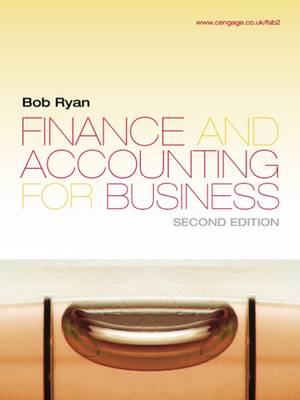 Finance and Accounting for Business (Paperback)