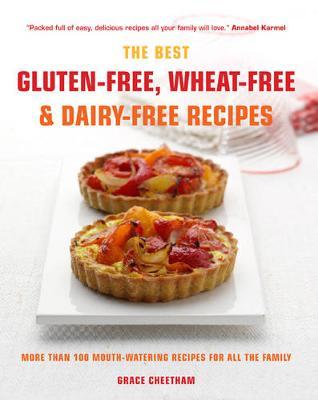 Gluten-Free, Wheat-Free & Dairy-Free Recipes (Paperback)