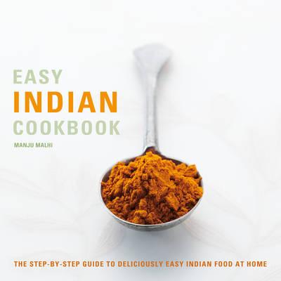 Easy Indian Cookbook (Paperback)