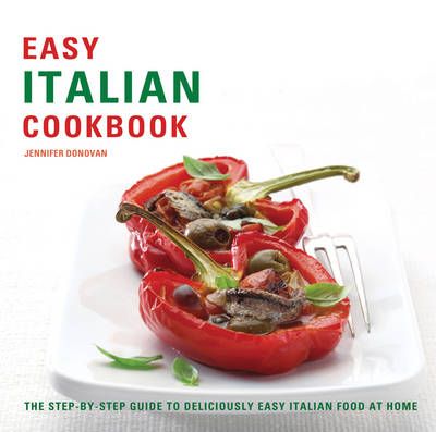 Easy Italian Cookbook (Paperback)