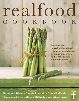 Real Food Cookbook (Hardback)