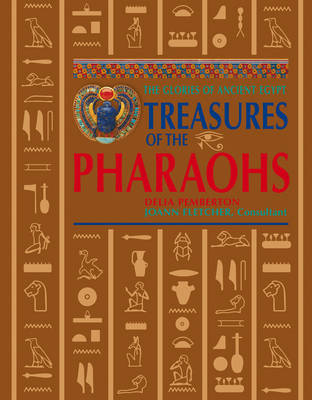 Treasures of the Pharaohs New Edn (Paperback)