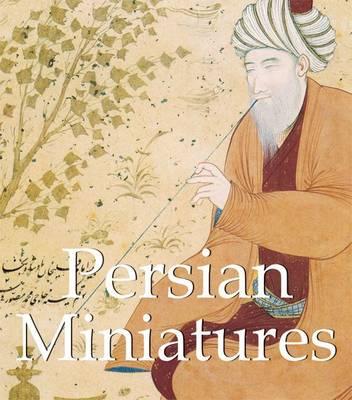Persian Miniatures - Mega Square Collection (Hardback)