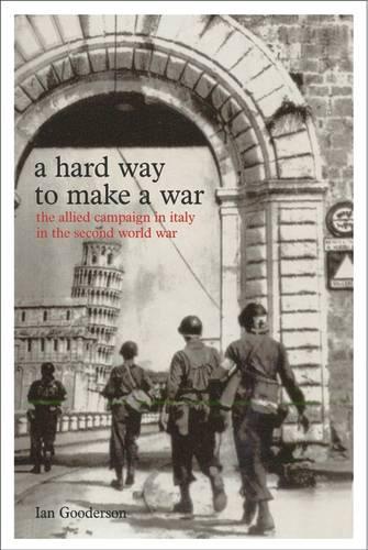 A HARD WAY TO MAKE A WAR (Hardback)