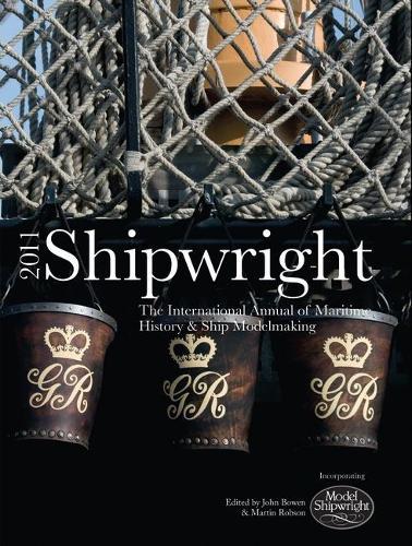 SHIPWRIGHT 2011 (Hardback)