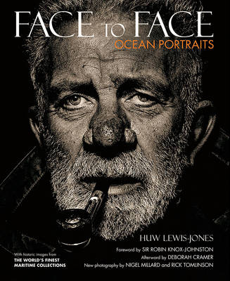 Ocean Portraits - Face to Face (Hardback)