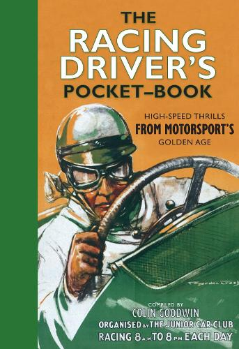 The RACING DRIVERS POCKET BOOK (Hardback)