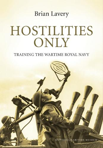 HOSTILITIES ONLY (Paperback)