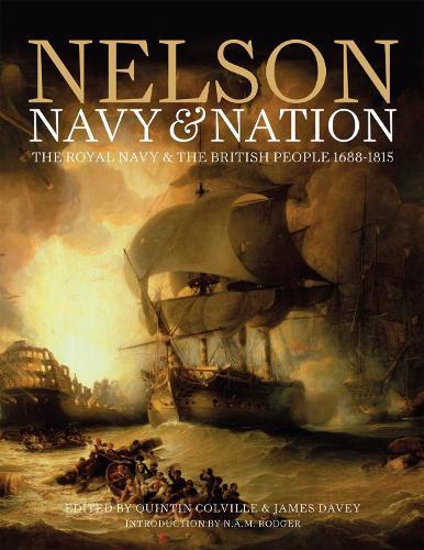 NELSON, NAVY, NATION (Hardback)