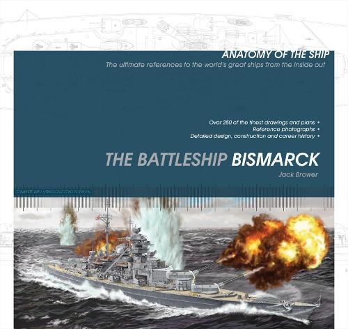 BATTLESHIP BISMARCK (Paperback)