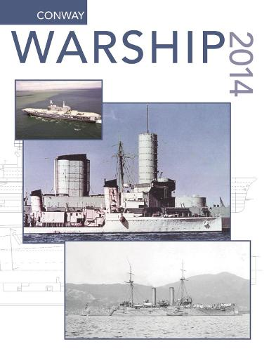 Warship 2014 (Hardback)