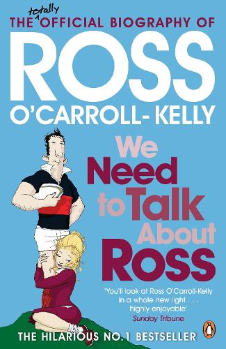 We Need To Talk About Ross (Paperback)