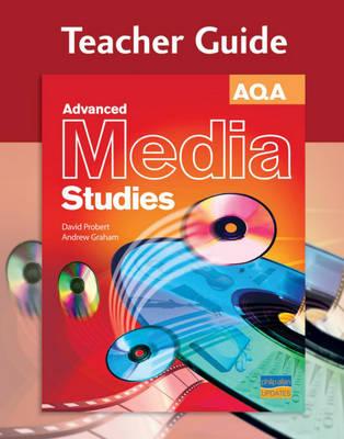 AQA Advanced Media Sudies Teacher Guide (Hardback)